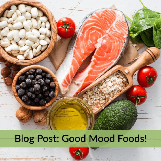 Good Mood Foods: Improving Your Mood Through Nutrition