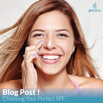 Blog Post: Choosing Your Perfect SPF!